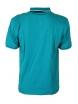 Макси блуза с якичка 5673 тюркоаз