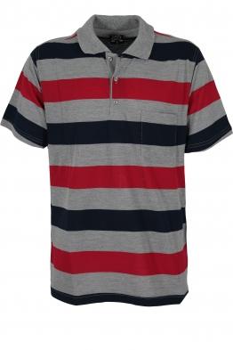Блуза с якичка 8002-34