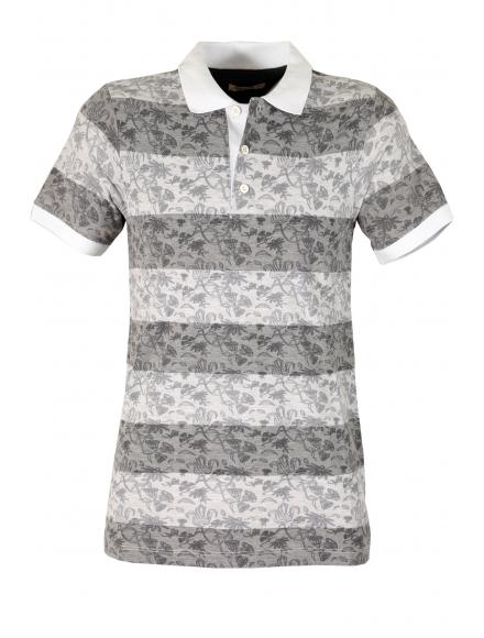 Блуза с якичка Slim fit 05030 А-2 007