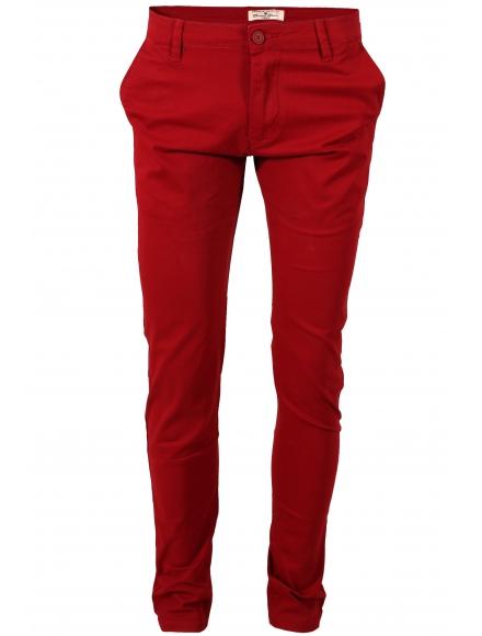 Чино панталон SK 9837 бордо 006