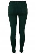Дамски дънки 3209 зелени