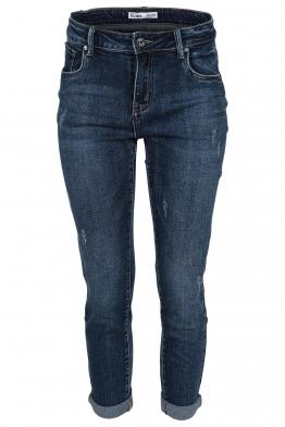 Дамски дънки DM 516N mom jeans slim fit