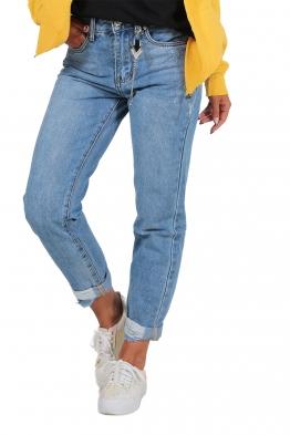 Дамски дънки mom jeans SK2292