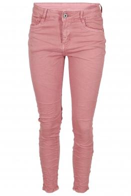 Дамски дънки  V 899 -24 розови