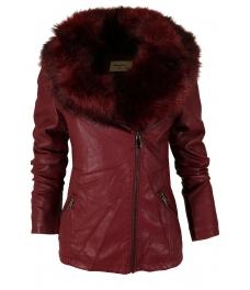 8f228e099ab Дамски кожени и текстилни якета