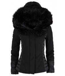 Дамско яке 96020 черно