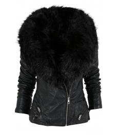Дамско  кожено яке GF 9601