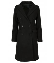 Дамско палто 18150-1 черно