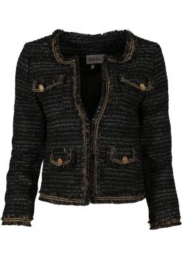 Дамско сако 3Y-165 черно
