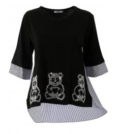 Дамска блуза 8075 А-2