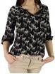 Дамска блуза Зебри