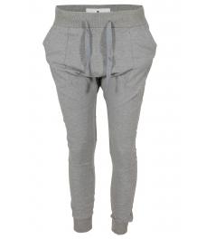 Панталон от трико  А 810 сив
