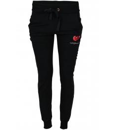 Панталон от трико 2016 черен