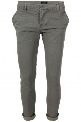 Чино панталон 307 сив