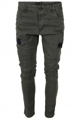 Панталон CZD-6052 тъмно сив