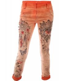 Дамски панталон ФРЕШ А-3 оранж