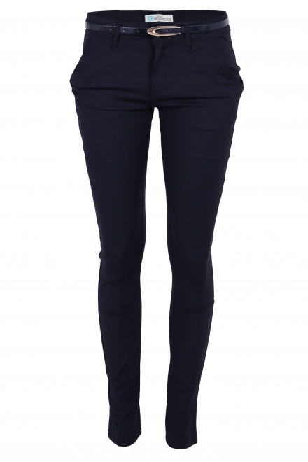 Дамски панталон DM 8790 тъмно син