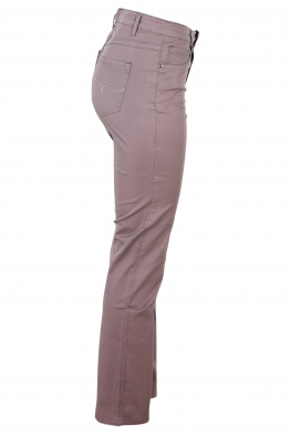 Дамски панталон S0 1238 сив