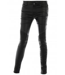 Дамски кожен панталон 6113