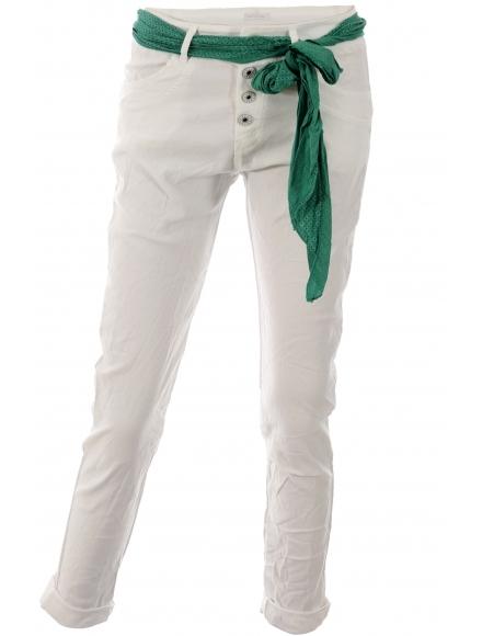 Дамски панталон МИЛАНО бял