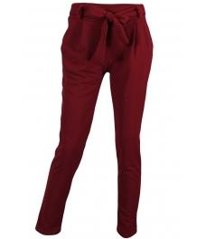 Дамски панталон САМДЕЙ бордо