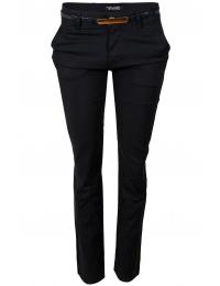 Дамски панталон 6552-68 тъмно син