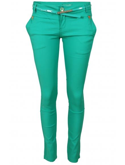 Дамски панталон DM5090 мента