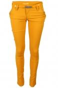 Дамски панталон DM5091 жълт