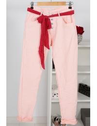 Дамски панталон МИЛАНО розов