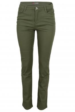 Дамски панталон SX 1117 зелен