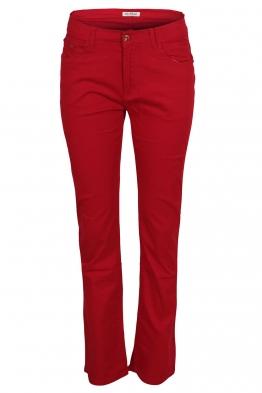 Дамски панталон MD 6082 червен