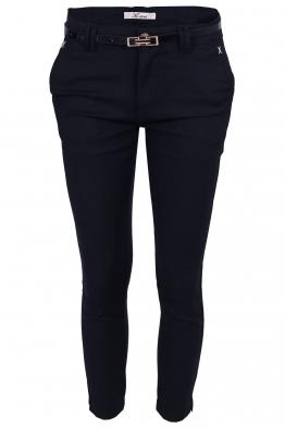 Дамски панталон MF 8302 тъмно син
