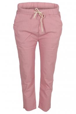 Дамски панталон YD 520 розов