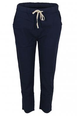 Дамски панталон YD 520 тъмно син
