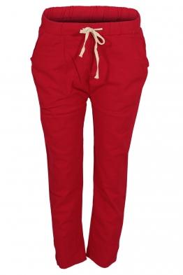 Дамски панталон YD 520 червен