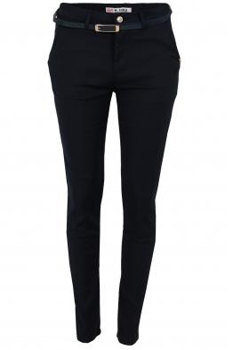 Дамски панталон MF 8353 тъмно син
