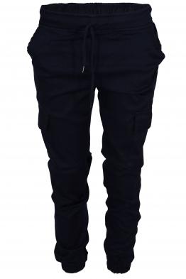 Дамски карго панталон Денвър тъмно син