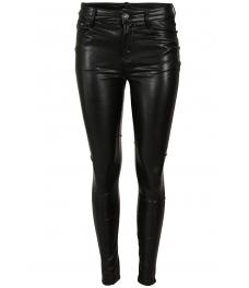 Дамски кожен панталон  J 3501