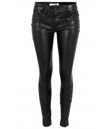 Дамски кожен панталон С 5507