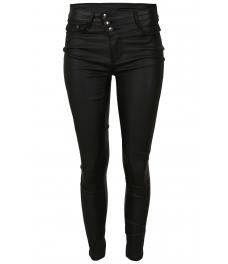Дамски панталон с кожен ефект GG 983 A