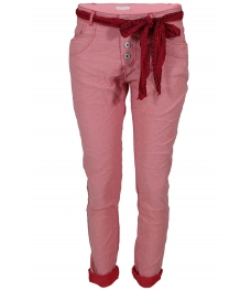 Дамски панталон МИЛАНО червен