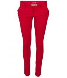 Дамски панталон DM5091 малинено червен