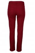 Дамски панталон SX 9566 бордо