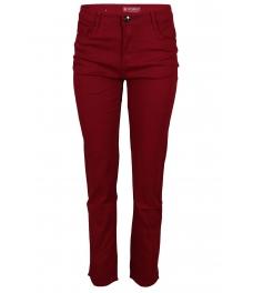 Дамски панталон SX 1012 бордо