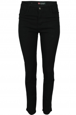 Дамски панталон SX 1010 черен