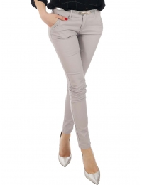 Дамски панталон DM5091 сив