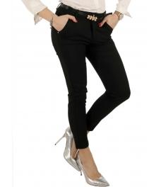 Дамски панталон 8972 черен