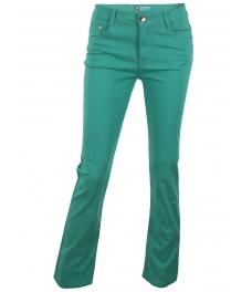 Дамски панталон SX 9310 зелен