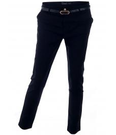 Дамски панталон 8973 тъмно син