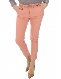 Дамски панталон 8973 розов